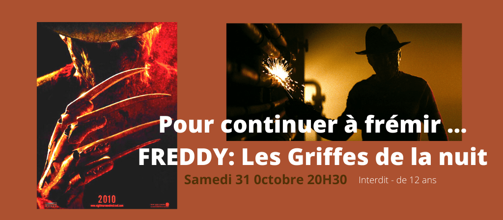 actualité Freddy Halloween